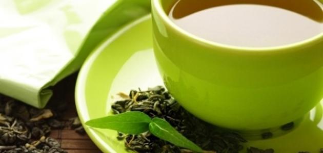 ما هي اضرار الشاي الاخضر