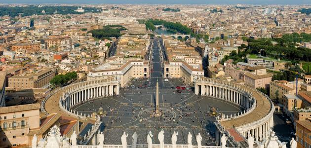روما مدينة التلال السبعة