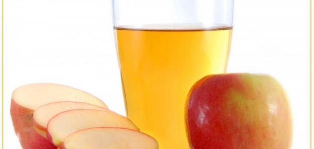 مضار خل التفاح