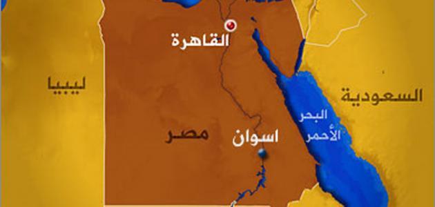 ما أهمية موقع مصر الجغرافي