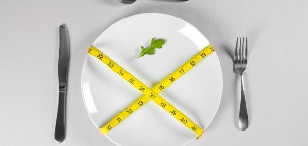 ما هو سبب نقص الوزن