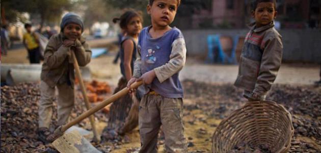 ما هي أسباب الفقر