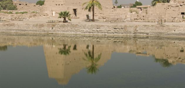 ما هي آثار مصر