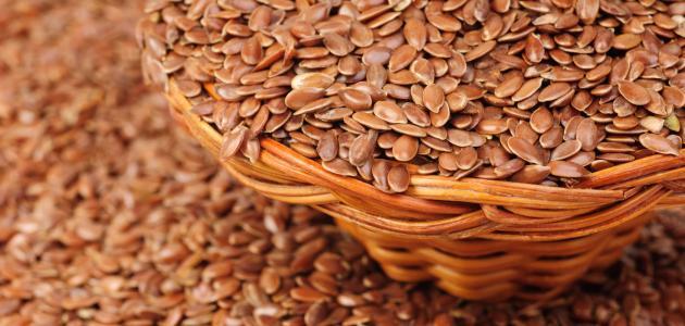 ماذا يفيد بذر الكتان