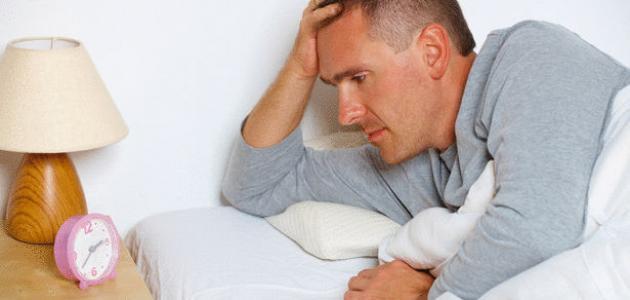ما هي أسباب قلة النوم