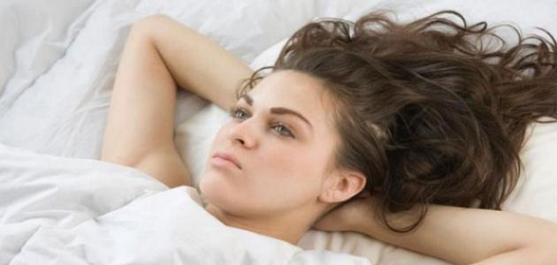 ما هو علاج القلق وعدم النوم