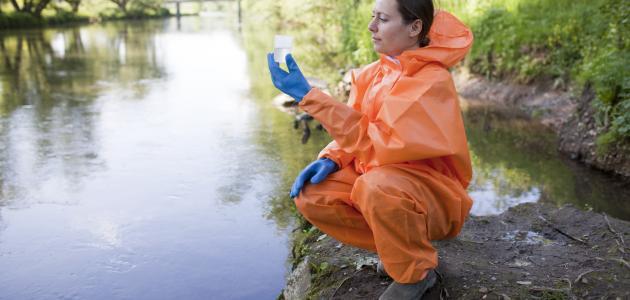 ماهي ملوثات الماء