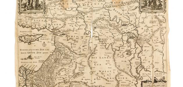 ما هي أرض كنعان