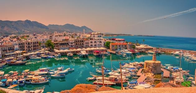 أين تقع قبرص