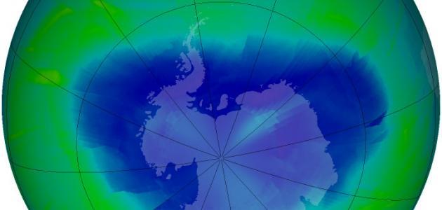 ما هي أثار توسع ثقب الأوزون