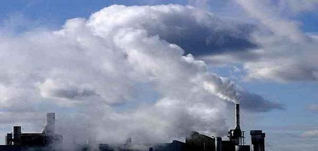 ماهي ملوثات الهواء