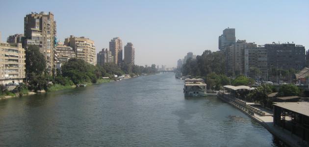 ما هو أعرض نهر في العالم