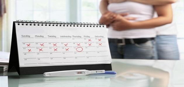 وقت عمل اختبار الحمل المنزلي المناسب
