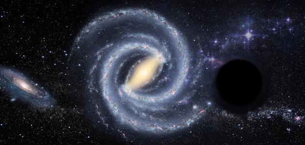 ما هو الثقب الأسود