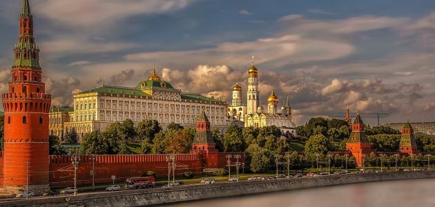 أين تقع موسكو