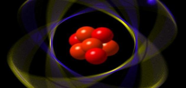 ما هو عالم الذرة