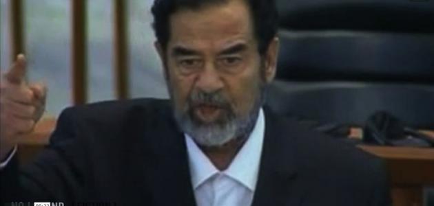 متى توفي صدام حسين