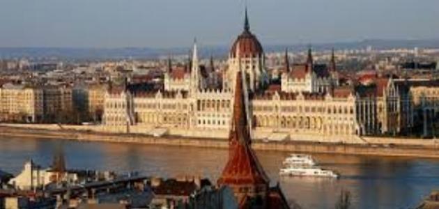 أين تقع هنغاريا