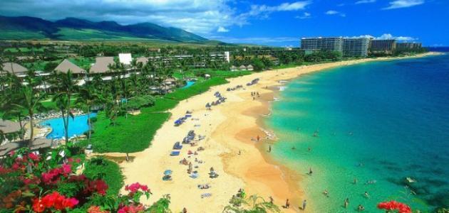 أين تقع هاواي