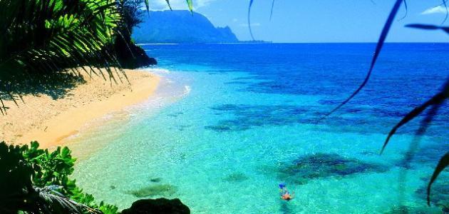 أين تقع جزر هاواي