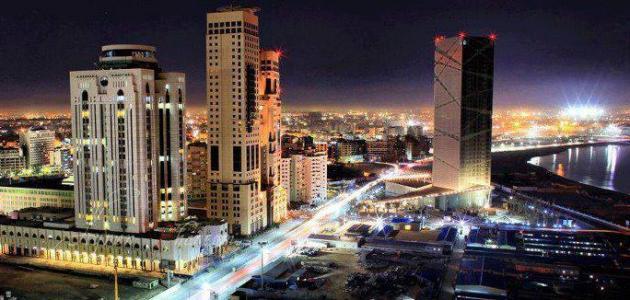 أين تقع طرابلس