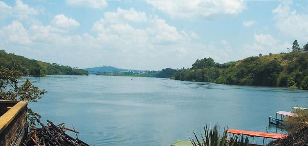 بحيرة فيكتوريا الرائعة