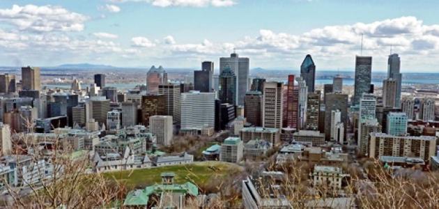 أين تقع مونتريال