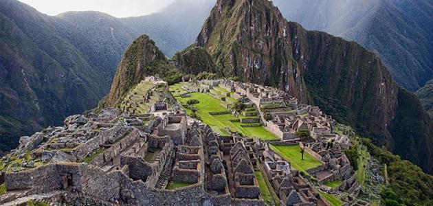 أين تقع البيرو