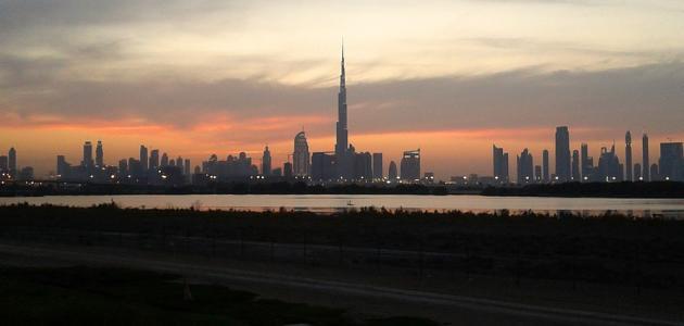 أين يقع أطول برج في العالم