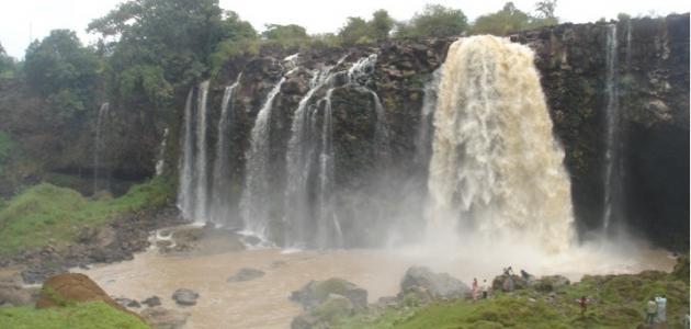 أين ينبع نهر النيل