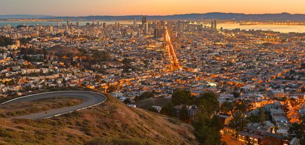 أين تقع سان فرانسيسكو