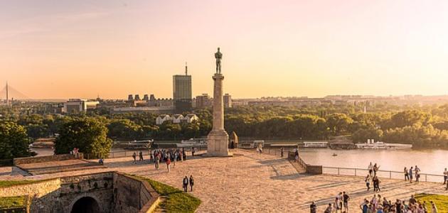 أين تقع بلغراد