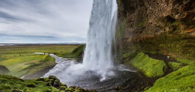 أين تقع أيسلندا