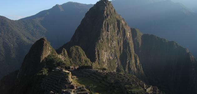 أين تقع بيرو