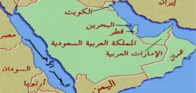 أين تقع قطر