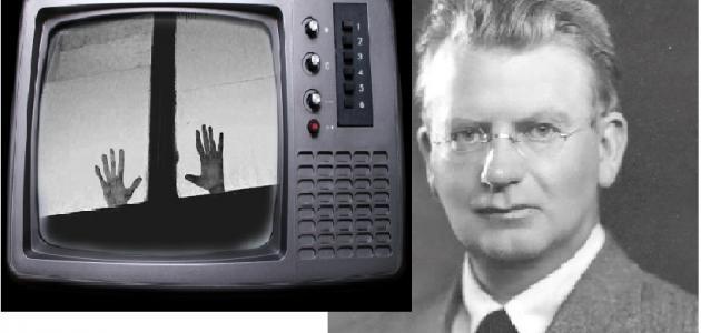 من اخترع التلفزيون