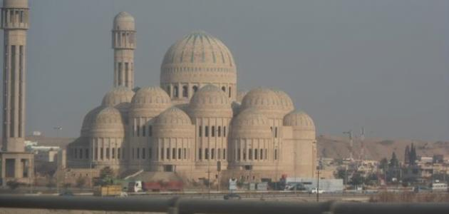 أين تقع الموصل