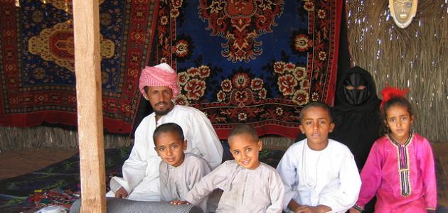من هم البدو