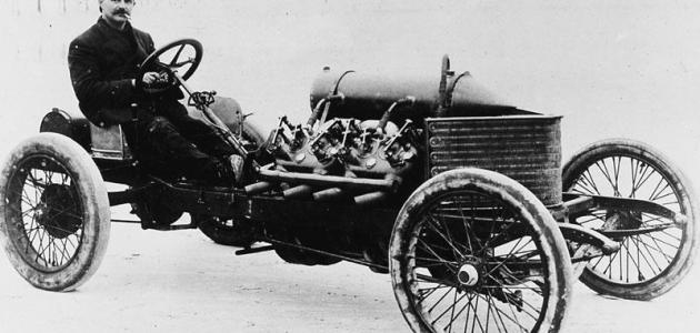 من أول من اخترع السيارة