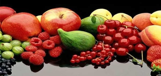 ما هي الفاكهة التي تزيد الوزن