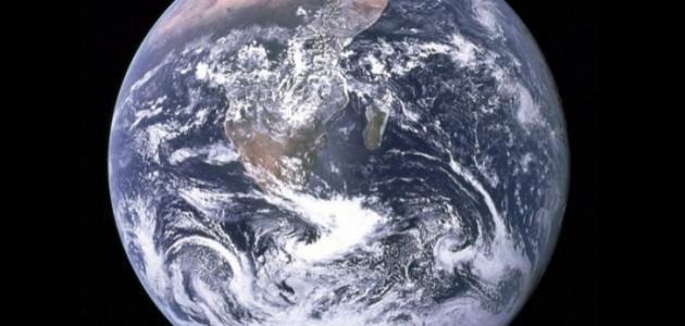 ما هو قطر الأرض