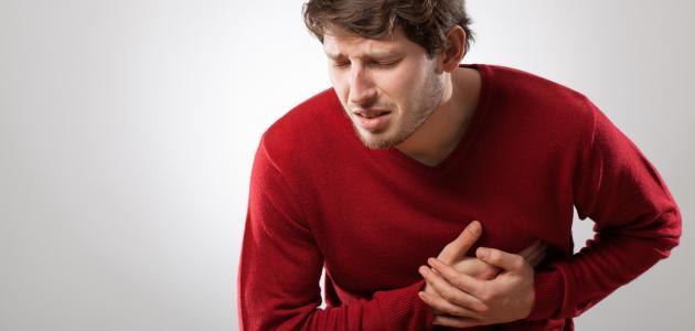 ما هي أعراض جلطة القلب
