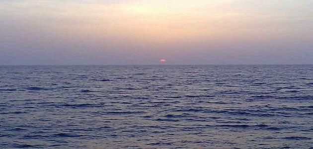 ماذا سمي البحر الأحمر قديماً