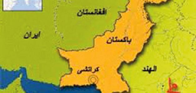 أين تقع أفغانستان