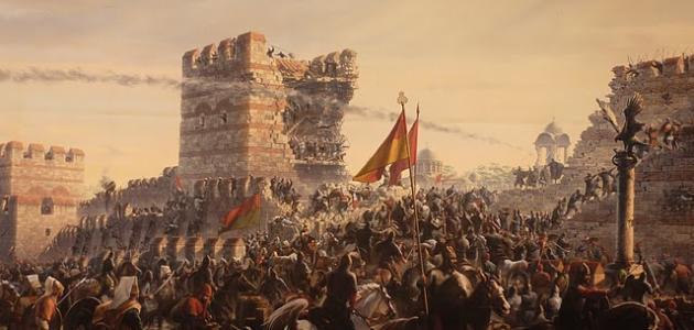 متى كانت معركة المدائن ضد الفرس