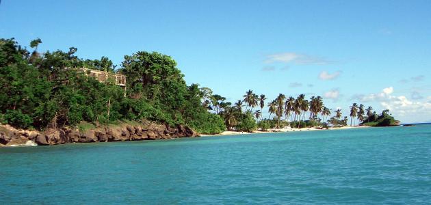 أين تقع الدومينيكان