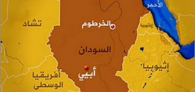 أين تقع السودان