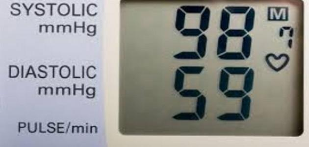 e22a5d366 ما هو معدل الضغط المنخفض - موضوع