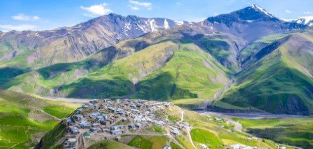 أين تقع القوقاز