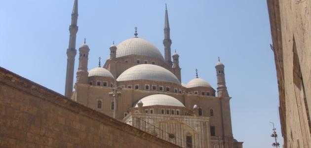 أين تقع قلعة صلاح الدين